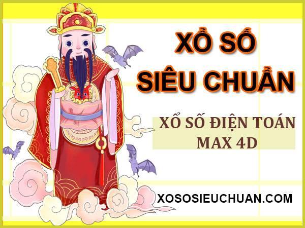 Kết quả xổ số Điện Toán Max 4D Hôm Nay - Xổ số siêu chuẩn