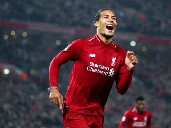 Virgil van Dijk – hậu vệ hay nhất thế giới 2021