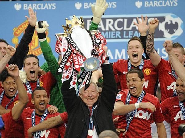 MU vô địch Ngoại hạng Anh bao nhiêu lần
