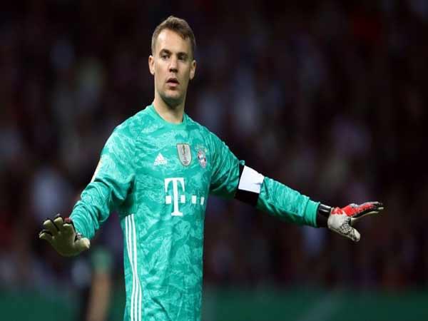 Thủ môn hay nhất thế giới - Neuer