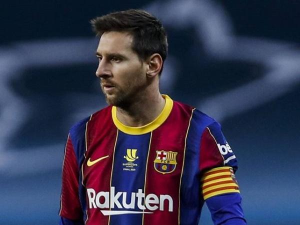 Tiền đạo Lionel Messi – Top ghi bàn bóng đá Tây Ban Nha