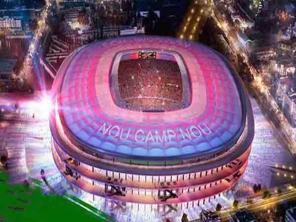 Camp Nou - Sân vận động đẹp nhất thế giới