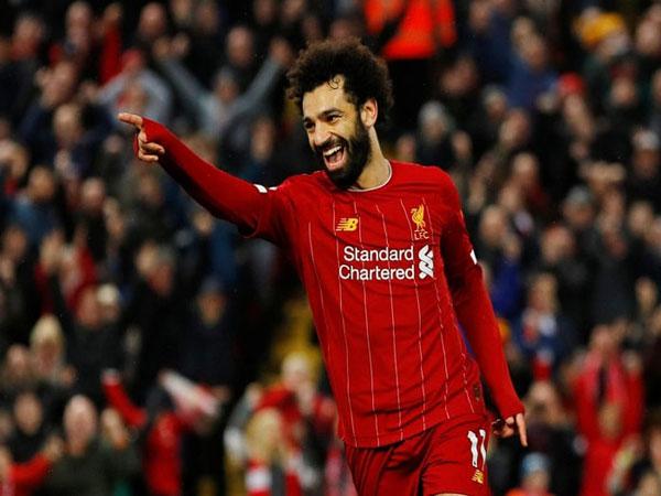 Mohamed Salah lọt top danh sách vua phá lưới Ngoại hạng Anh